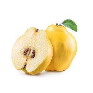 pomegranate quince