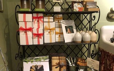 Check out our Pantry List!