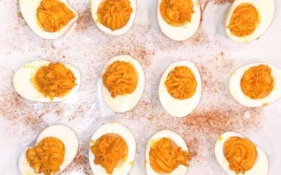 10 Top Deviled Egg Recipes (just in time for Easter & Spring)
